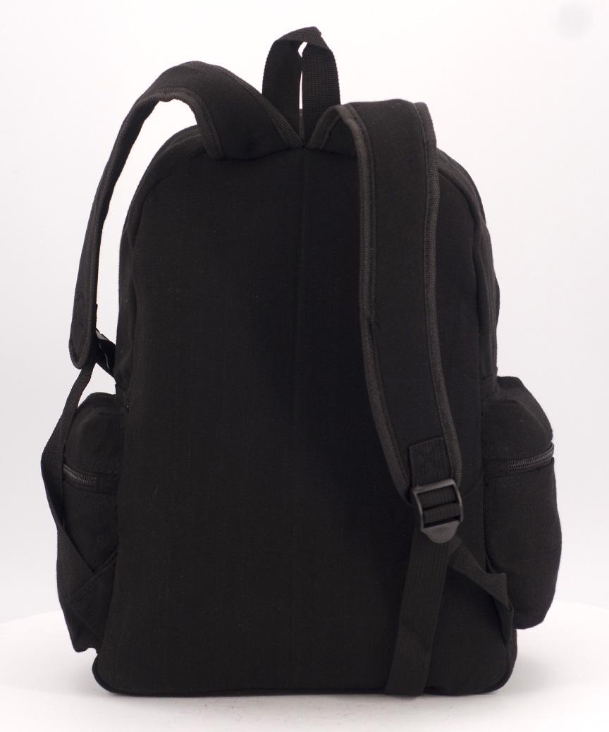 Рюкзак городской 5311 черный 40*27*11см