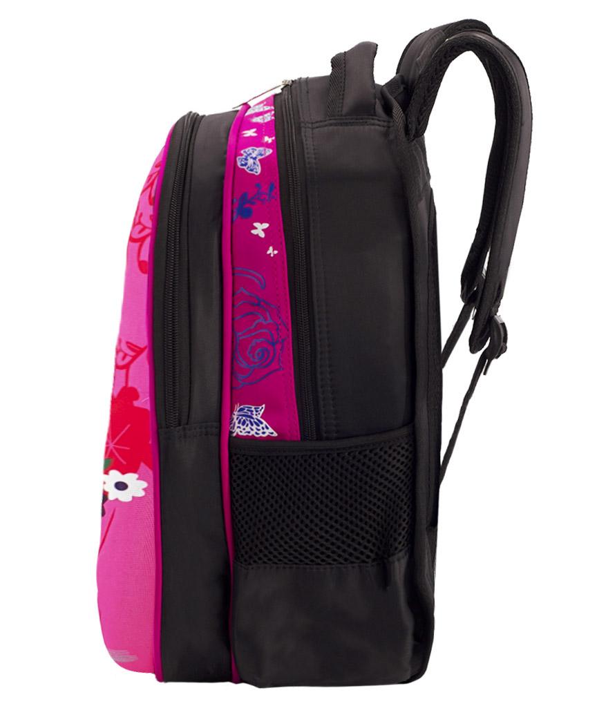 Рюкзак детский с панцирем 5319-3 Париж-2  39*29*12см