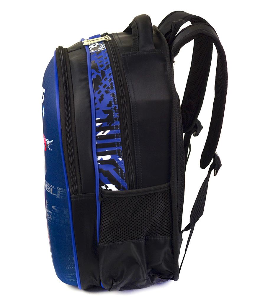 Рюкзак детский с панцирем 5321 трансформеры 39*29*12см