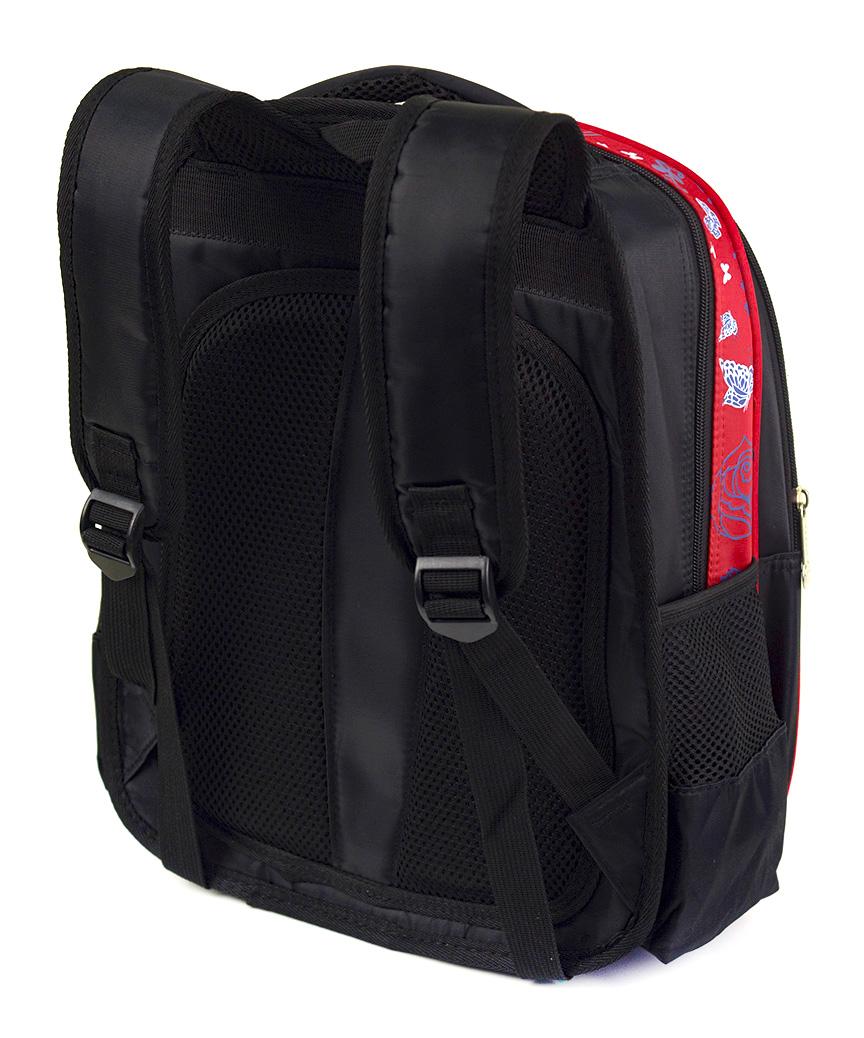Рюкзак детский с панцирем 5322 мишка 39*29*12см