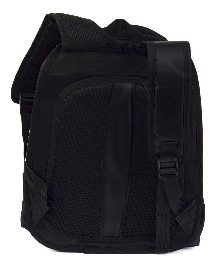 Рюкзак детский с панцирем 5327 мотоцикл 39*29*12см