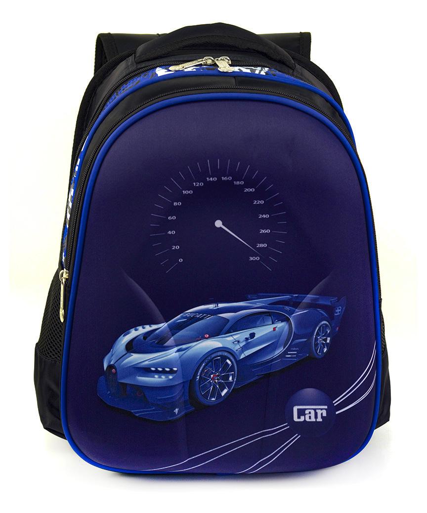 Рюкзак детский с панцирем 5328 BUGATTI 39*29*12см