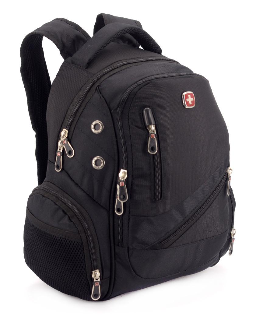 Рюкзак SWISSGEAR-мини 8815 черный 41*27*18см