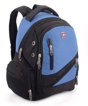 Купить Рюкзак SWISSGEAR-мини, синий светлый 8815-3