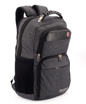 Купить Рюкзак swissgear classic подростковый, серый 9377