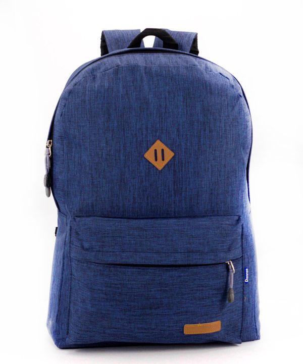 Рюкзак молодёжный 4138 серый 41*29*12см