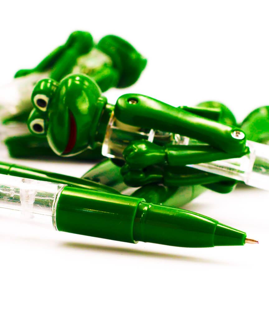 Ручка детская жабка R3003