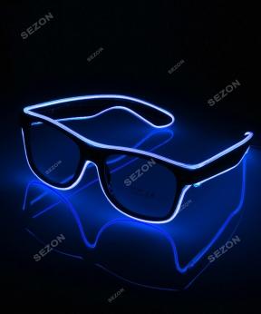 Купить Неонові окуляри-штори HM-66  1/10/200