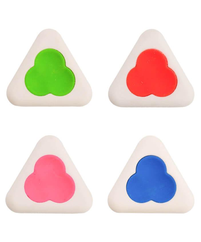 Резинка YALONG  YL16023 треугольная