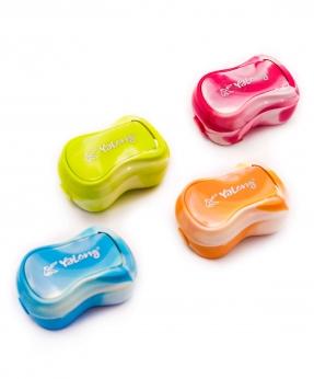 Купить Точилка пластиковая с контейнером YALONG YL96299-ZSH