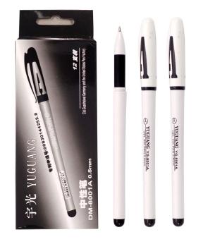 Купить Ручка гелевая   801, черная